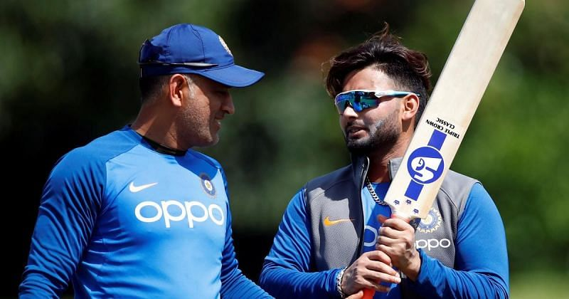 Gautam Gambhir believes that due to comparisons with MS Dhoni, Rishabh Pant is taking unnecessary pressure