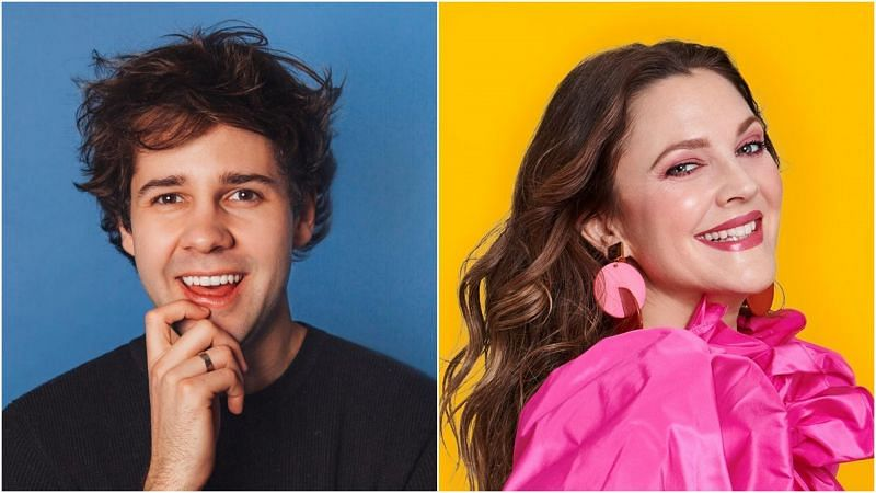David Dobrik recently appeared on The Drew Barrymore Show