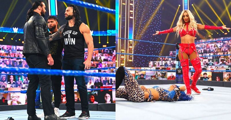 WWE SmackDown Results November 13th, 2020: Latest Friday Night SmackDown Winners, Grades, Video Highlights