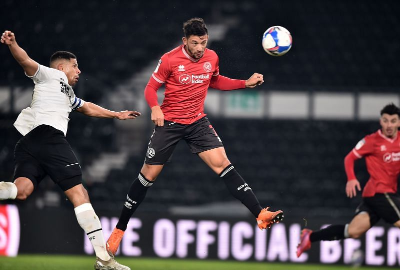 QPR earned a crucial win against Derby County in midweek