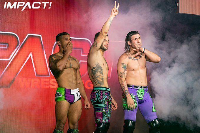 One last Rascalz goodbye for IMPACT Wrestling