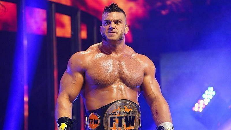 Brian Cage is the current FTW World Champion!