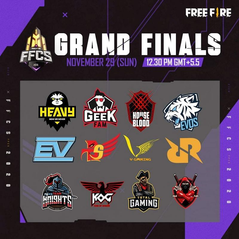 EXP Esports clinched the Free Fire Continental Series Asia crown