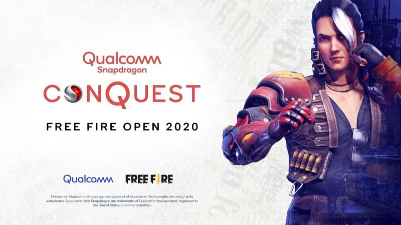 Qualcomm Snapdragon Free Fire Open 2020