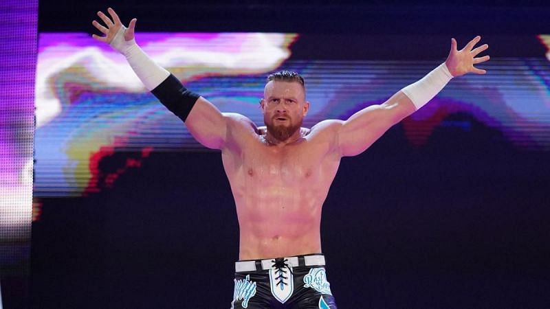 Will Murphy be known as Buddy Murphy again?