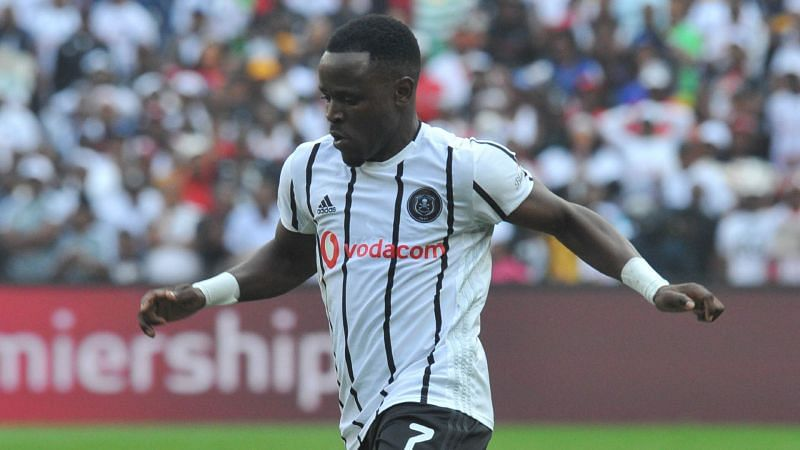 Frank Mhango is back for Orlando Pirates