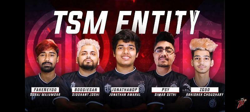 Team TSM Entity (Image via - GoodGame1 YouTube)