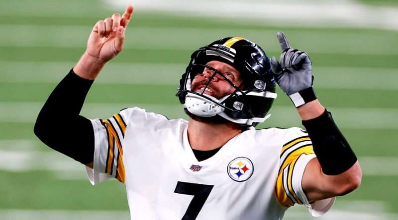 Ben Roethlisberger and the Steelers stand tall as the NFL