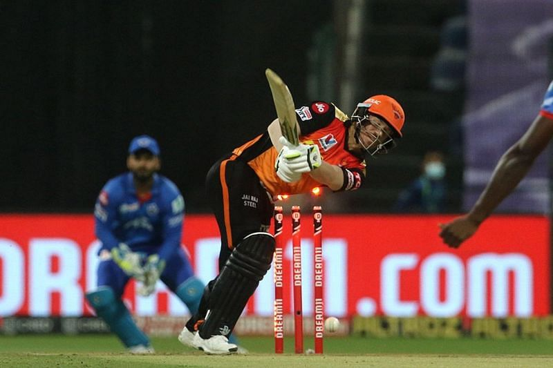 Sunrisers Hyderabad crashed out of the IPL after being defeated by Delhi Capitals in the 2nd Qualifier