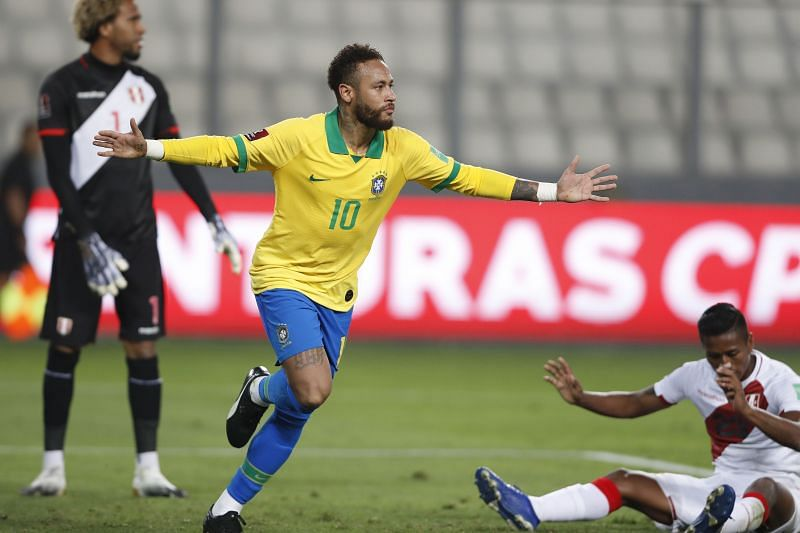 Peru v Brazil - South American Qualifiers for Qatar 2022
