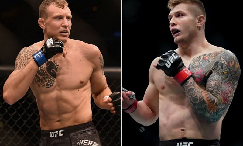 Jack Hermansson and Marvin Vettori throw down in this week