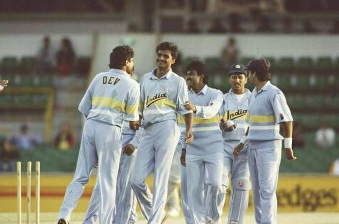 Ind V Aus 2020 Different Jerseys Sported By India Touring Australia Over The Years