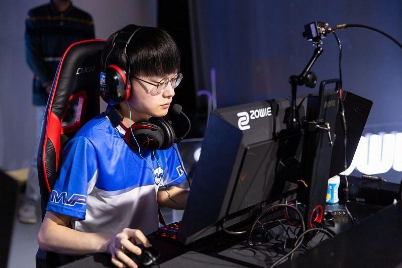 """Lee """"k1Ng"""" Seung-won (Image via liquipedia.net)"""