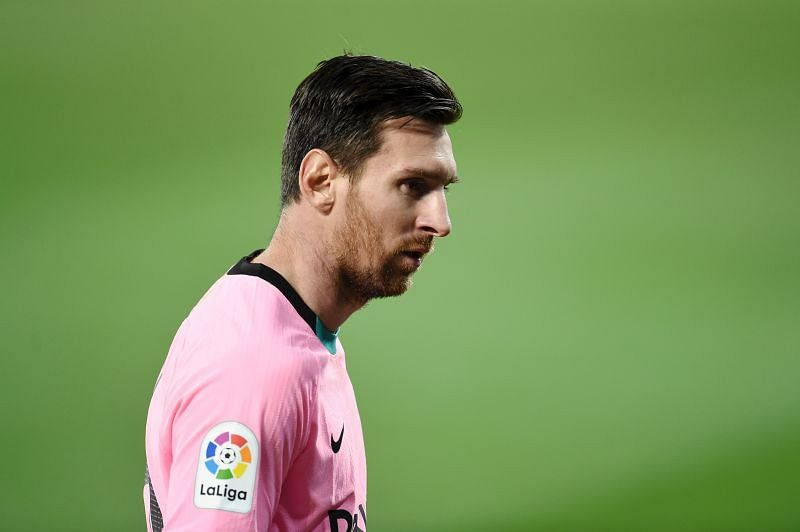 Lionel Messi will stay at Camp Nou, according to Barcelona youngster Trincao.