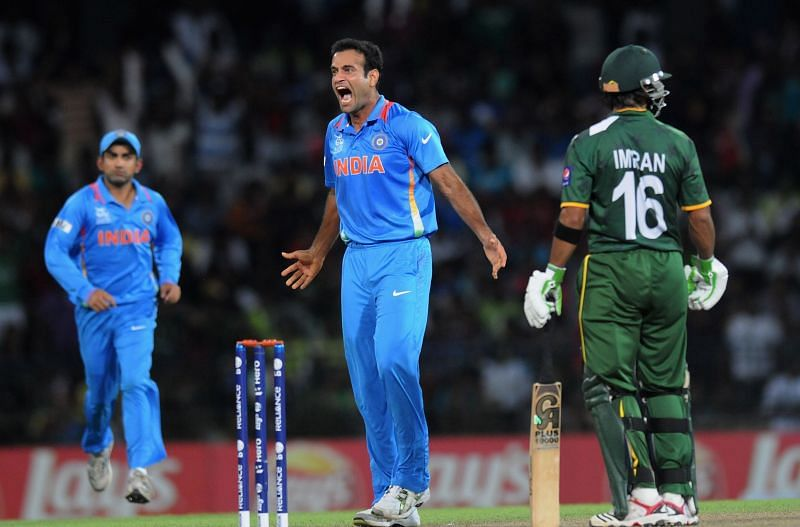 Irfan Pathan has picked 301 wickets and scored 2821 runs in 173 matches for India