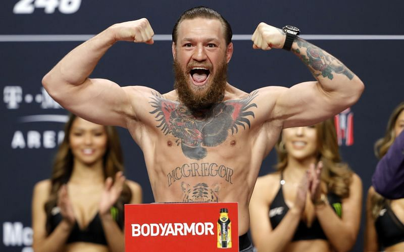 Conor McGregor is expected to return to action against Dustin Poirier at UFC 257