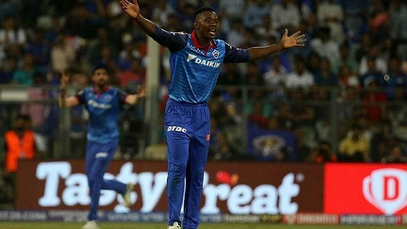 Kagiso Rabada has been solid for DC in IPL 2020