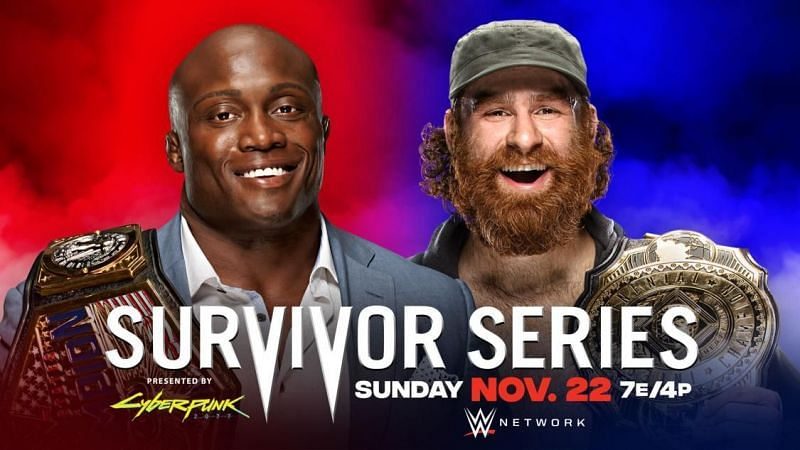 Will Bobby Lashley destroy Sami Zayn at Survivor Series?