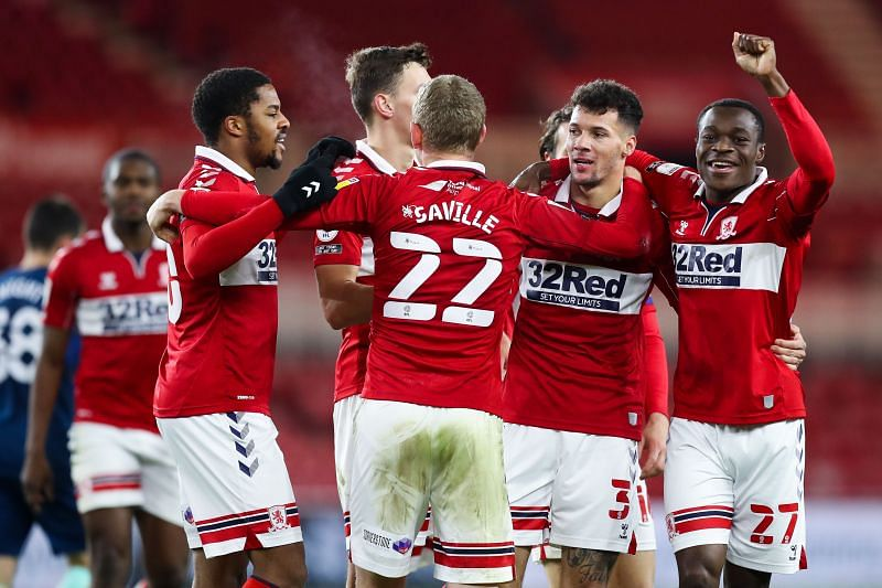 Middlesbrough could break into the playoffs for the first time this season should they win