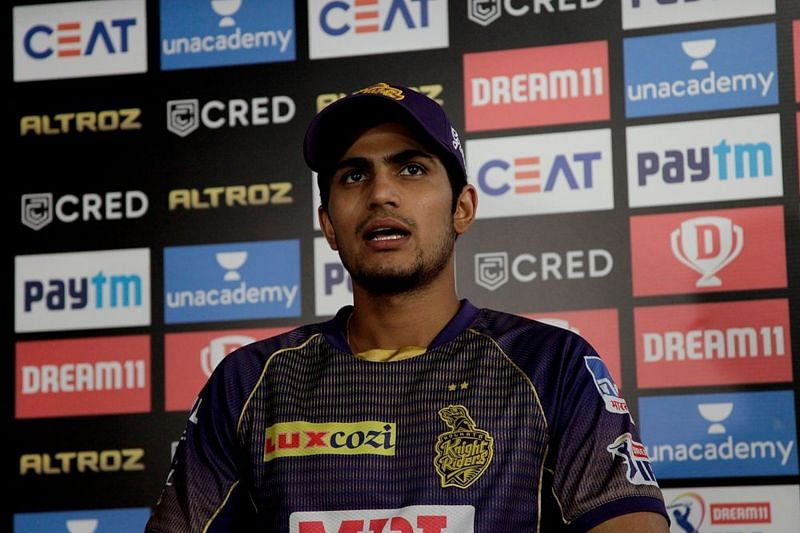 Aakash Chopra wants Shubman Gill to lead the Kolkata Knight Riders in IPL 2021 [P/C: iplt20.com]