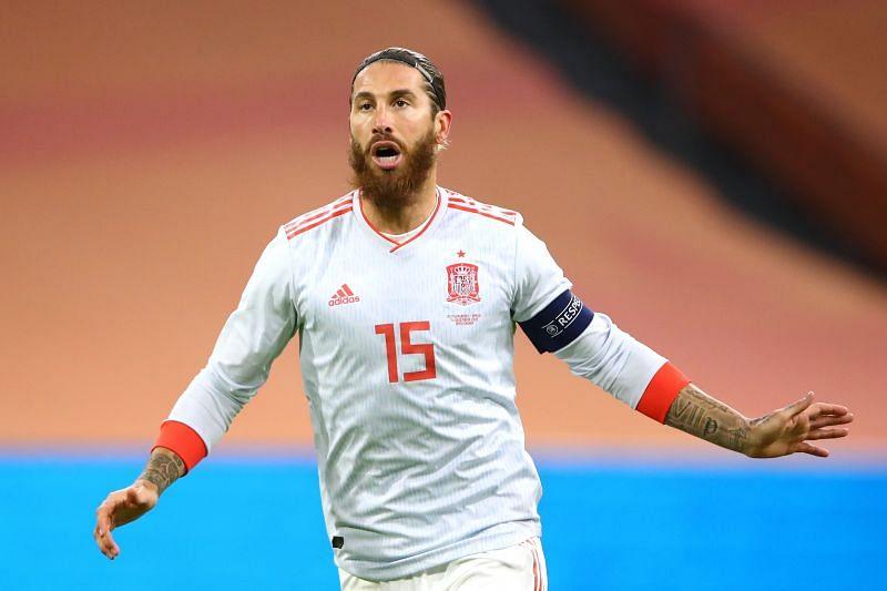 Ramos has generated interest from Paris-Saint Germain