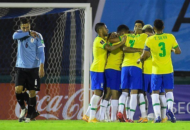Brazil are now the only side with a 100% win record in the qualifiers