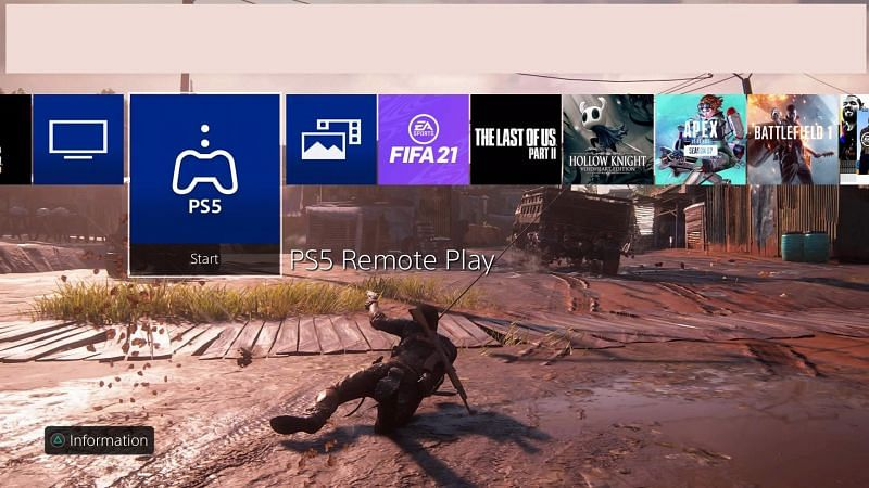 The PS5 Remote Play App has appeared seemingly out of nowhere on current-gen consoles