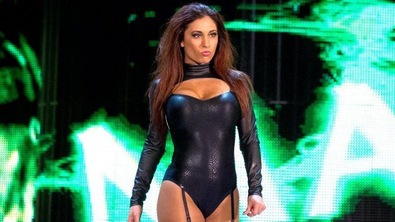 Maxine in WWE
