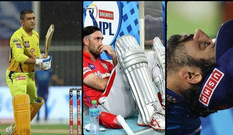 इन खिलाड़ियों ने IPL 2020 में बहुत ज्यादा निराश किया है