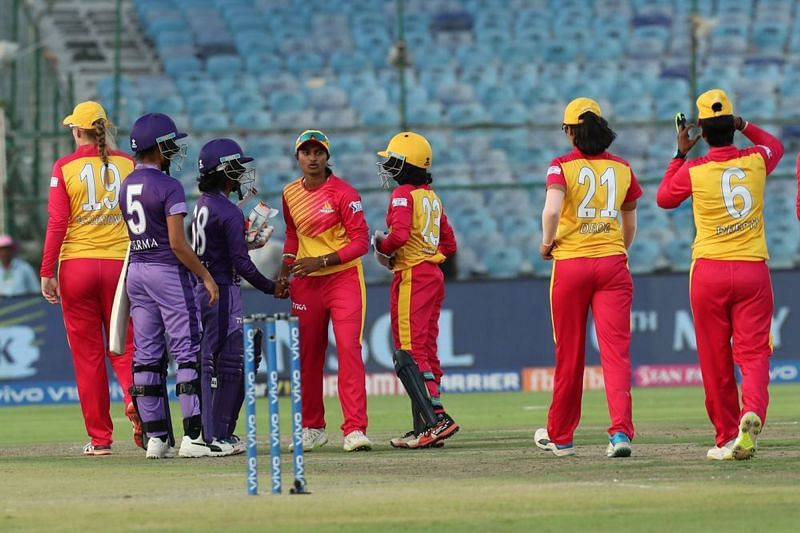 The two teams were involved in a nail-biting encounter last season. Image credits - IPL