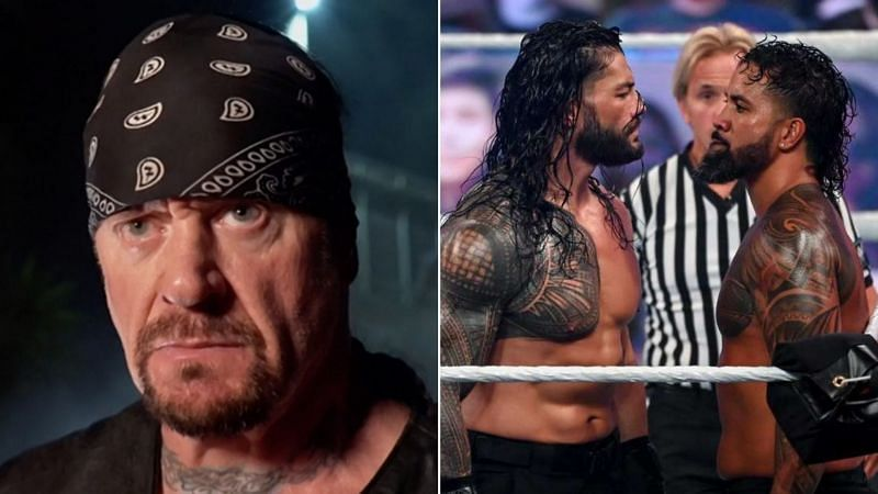 The Undertaker is a big fan of the Roman Reigns-Jey Uso storyline