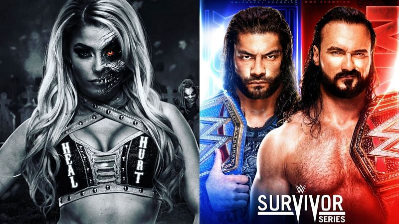 What could WWE Survivor Series 2020 have in store for us?
