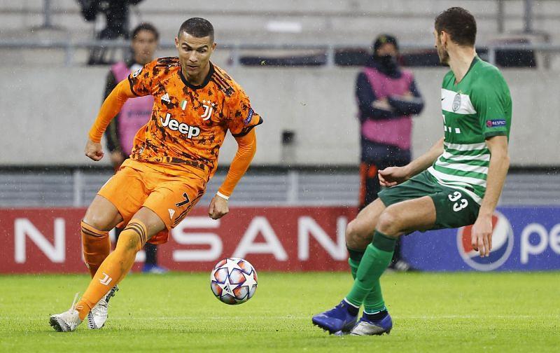 Juventus take on Ferencvaros this week