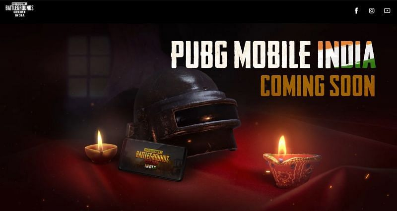 PUBG Mobile launches new website for India
