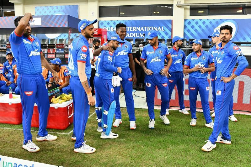 DC have lost to MI in all 3 IPL 2020 matches (Credits: IPLT20.com)
