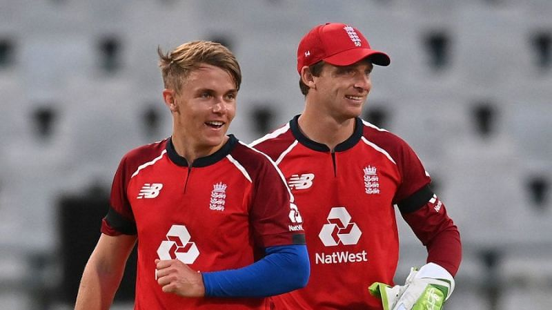 Curran picked up some key wickets at the top of the innings.