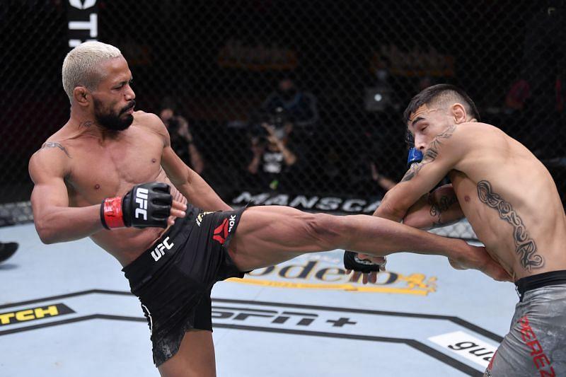 Dana White says the UFC is working on Deiveson Figueiredo vs. Brandon Moreno in December