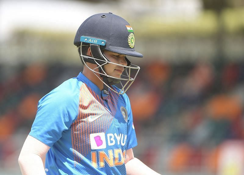 Shafali Verma was the star performer for India in the 2020 T20 World Cup