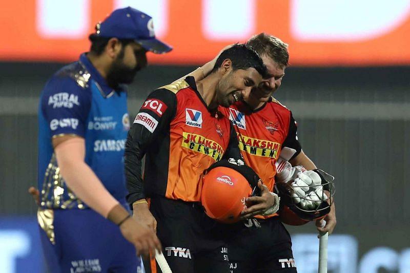 Wriddhiman Saha missed the IPL 2020 Eliminator match between SRH and RCB (Image credits: IPLT20.com)