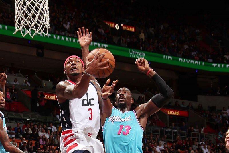 Washington Wizards vs Miami Heat