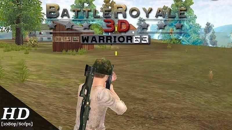Battle Royale 3D – Warrior63 (Image Credits: Uptodown, YouTube)