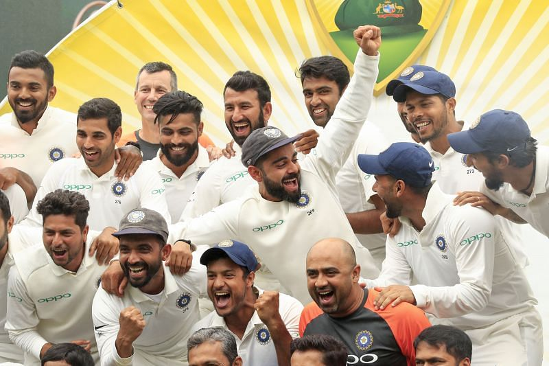 India is the first and only team from Asia to win a Test series in Australia.