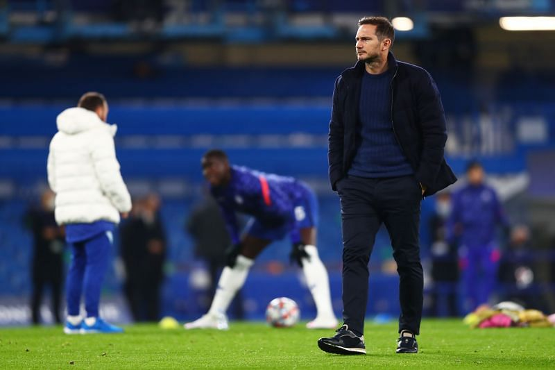 Lampard will be looking to hold on to Giroud