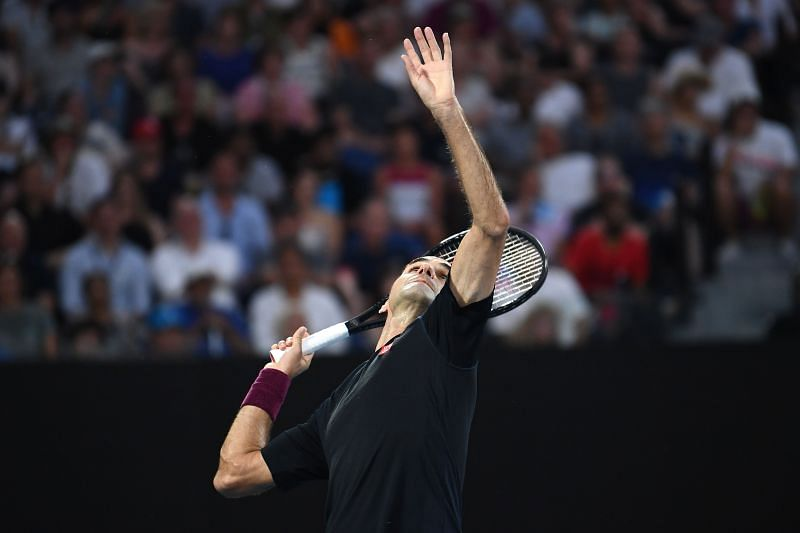 Jim Courier believes that Roger Federer