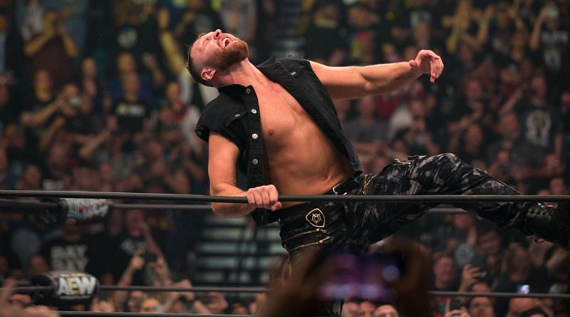 Jon Moxley has come into his own since joining AEW