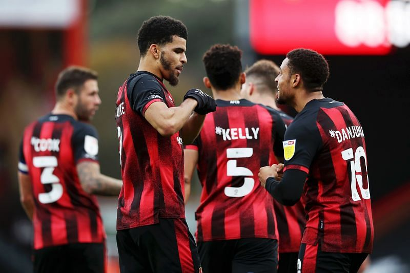 AFC Bournemouth play Nottingham Forest on Wednesday
