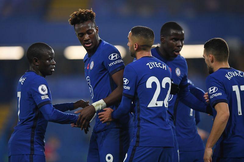 Chelsea have impressed in recent weeks