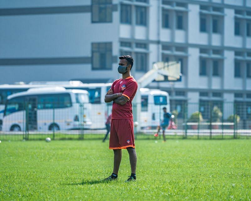 FC Goa Sporting Director Ravi Puskur