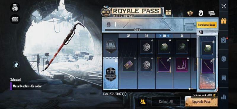RP 40 - Reward