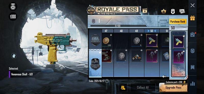 RP 50 - Reward